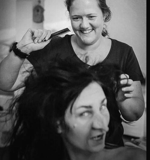 Makeup<br> artist training